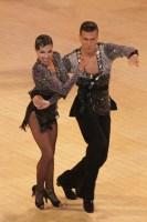 Bartosz Lewandowski & Anna Walachowska at Blackpool Dance Festival 2018