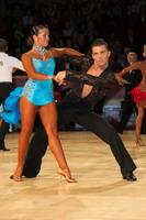 Evgeni Smagin & Rachael Heron at International Championships 2005