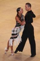Ewoud Fidom & Melanie Weiler at Blackpool Dance Festival 2018