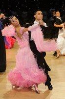 Qing Shui & Yan Yan Ma at UK Open 2011