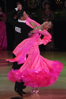Qing Shui & Yan Yan Ma at Blackpool Dance Festival 2011