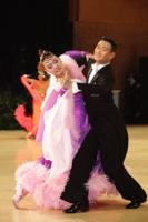 Qing Shui & Yan Yan Ma at UK Open 2013