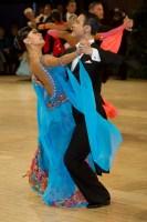 Qing Shui & Yan Yan Ma at UK Open 2008