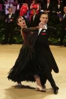 Alexander Borisov & Sofia Shchipskaya at UK Open 2019