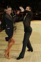 Kirill Belorukov & Polina Teleshova at International Championships
