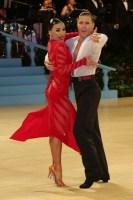 Kirill Belorukov & Polina Teleshova at UK Open 2019
