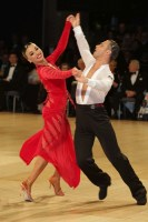 Kirill Belorukov & Polina Teleshova at UK Open 2019