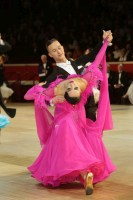 Danil Dobrovolskiy & Anastasiya Malovana at International Championships