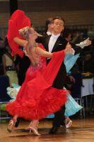 Jerzy Borowski & Lina Liljenberg at UK Open 2017