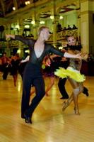 Kamil Studenny & Kateryna Trubina at Blackpool Dance Festival 2006