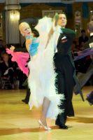 Oscar Pedrinelli & Kamila Brozovska at Blackpool Dance Festival 2007
