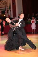Oscar Pedrinelli & Kamila Brozovska at Blackpool Dance Festival 2008