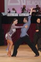Michal Bartkiewicz & Wiktoria Omyla at Blackpool Dance Festival 2018