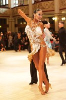 Dmitry Chechkyn & Taisiya Chalbasova at Blackpool Dance Festival 2018
