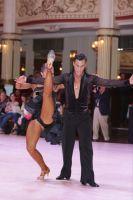Photo of Cristian Priori & Dasha Loginova