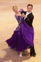 Aleksandr Ostrovsky & Mariya Kerentseva at Blackpool Dance Festival 2018