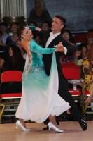 Emanuele Pappacena & Francesca Pappacena at Blackpool Dance Festival 2018
