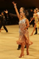 Giacomo Ballarin & Alessia Altieri at UK Open 2019