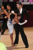 Grigoriy Golodnov & Oleksandra Burakova at Blackpool Dance Festival 2018