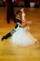 Roberto Villa & Morena Colagreco at WDC World Professional Ballroom Championshps 2007