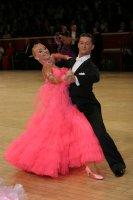 Roberto Villa & Morena Colagreco at International Championships 2008