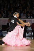 Roberto Villa & Morena Colagreco at International Championships 2009