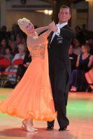 Eric Voorn & Charlotte Voorn at Blackpool Dance Festival 2011