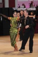 Nazariy Blagyy & Nikolina Melin at Blackpool Dance Festival 2018