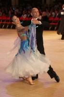 Turtle Brennen & Angela He at Blackpool Dance Festival 2018