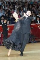 Si Cheng Li & Liis End at International Championships
