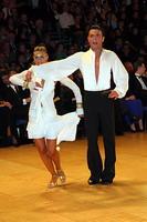 Stefano Di Filippo & Annalisa Di Filippo at UK Open 2005