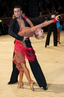 Stefano Di Filippo & Annalisa Di Filippo at International Championships 2005