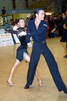 Stefano Di Filippo & Annalisa Di Filippo at 19th Feinda - Italian Open 2002