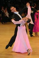 Mark Elsbury & Olga Elsbury at UK Open 2005