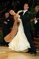 Mark Elsbury & Olga Elsbury at International Championships 2005