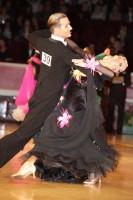Mark Elsbury & Olga Elsbury at International Championships 2012