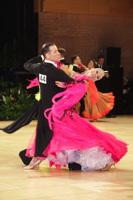 Mark Elsbury & Olga Elsbury at UK Open 2013