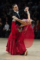 Mark Elsbury & Olga Elsbury at UK Open 2006