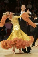 Mark Elsbury & Olga Elsbury at International Championships