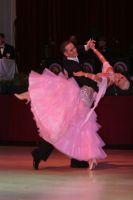 Mark Elsbury & Olga Elsbury at Blackpool Dance Festival 2008