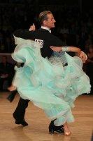 Mark Elsbury & Olga Elsbury at International Championships 2008