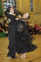 Mark Elsbury & Olga Elsbury at South of England Championships