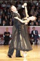 Lukasz Tomczak & Aleksandra Tomczak at International Championships 2012