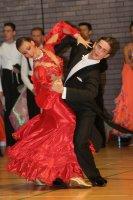 Lukasz Tomczak & Aleksandra Tomczak at International Championships 2008