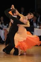Lukasz Tomczak & Aleksandra Tomczak at UK Open 2009