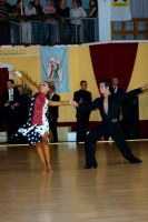 Andrea Silvestri & Martina Váradi at 6th Tisza-Part Open