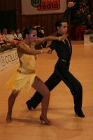 Andrea Silvestri & Martina Váradi at 44th Savaria International