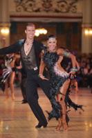 Niels Didden & Gwyneth Van Rijn at Blackpool Dance Festival 2012