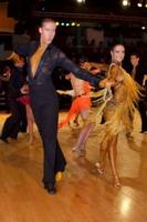 Niels Didden & Gwyneth Van Rijn at Dutch Open 2006