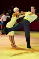 David Byrnes & Karla Gerbes at Blackpool Dance Festival 2007